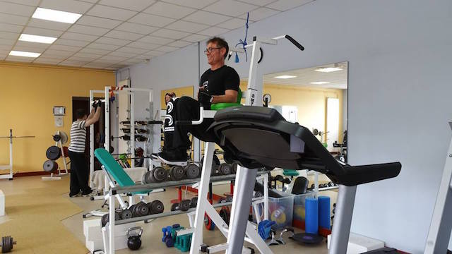 Musculation Espace Forme