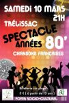 Spectacle Années 80